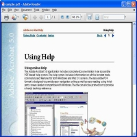 how to make pdf text searchable
