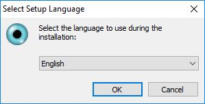 Language Select - Software